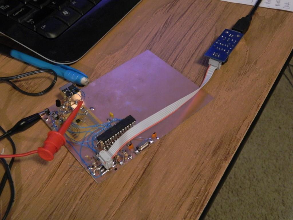 SI5351 Test Board